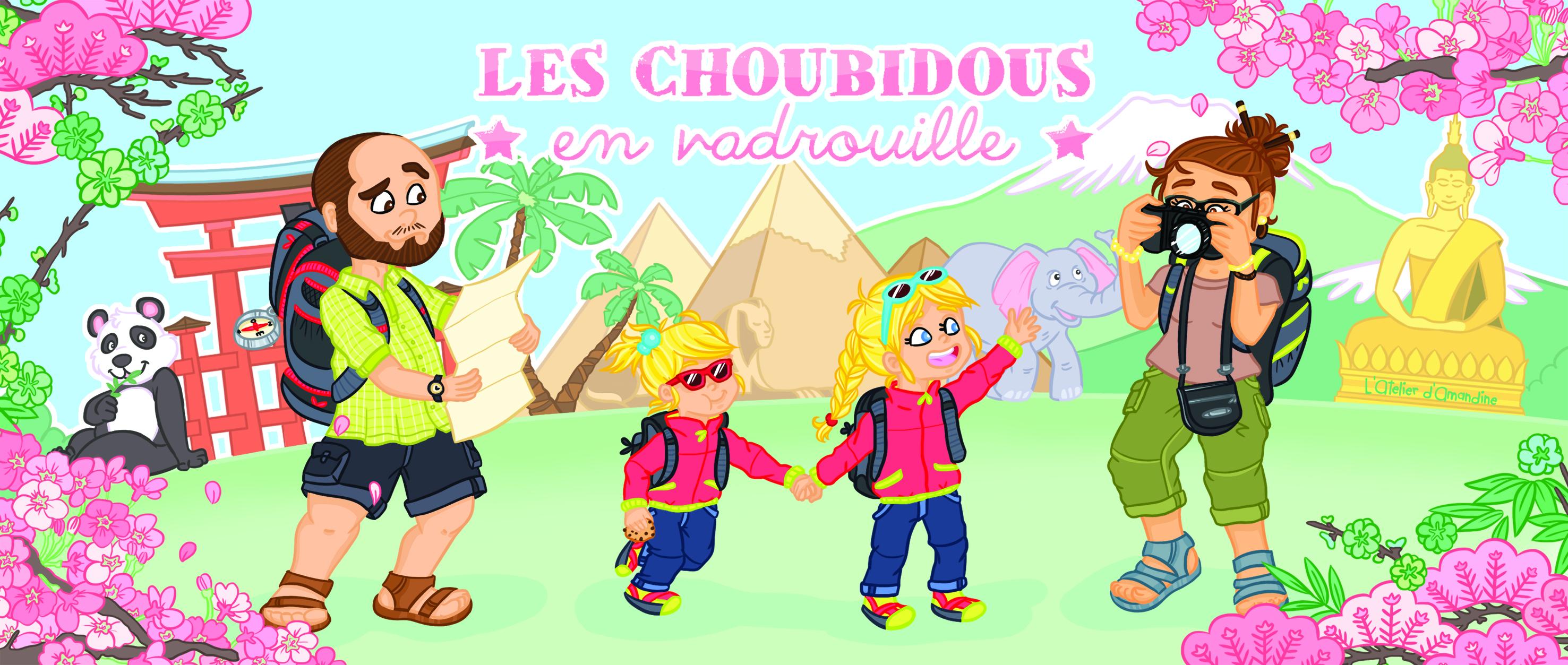 Les Choubidous repartent en vadrouille